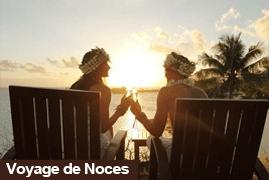Voyage de noces en Polynésie française