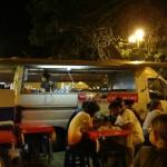 Une roulotte a Papeete