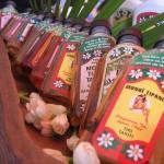 De l'huile de Monoï de Tahiti